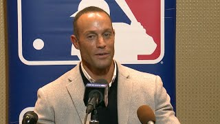 Gabe Kapler on building connections with players