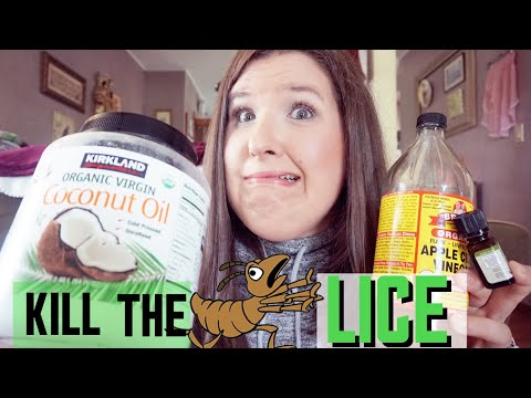 BACK TO SCHOOL TIPS | HOW TO GET RID OF HEAD LICE | NATURAL REMEDIES TO CURE LICE IN 24 HOURS