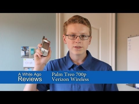 Palm Treo 700p (Sarcastic Review)