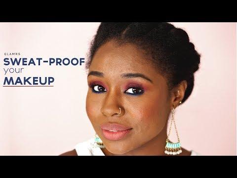 Sweat Proof Your Makeup | Oily Skin Makeup Tips | Summer Makeup Look