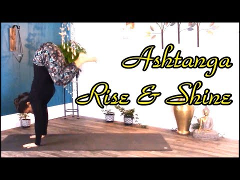 Short form Ashtanga Rise and Shine # 1