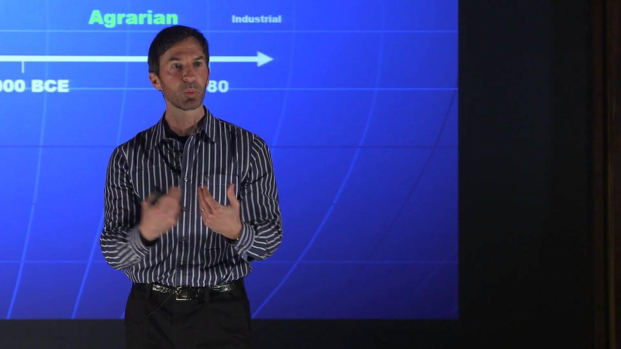 Depression is a disease of civilization: Stephen Ilardi at TEDxEmory