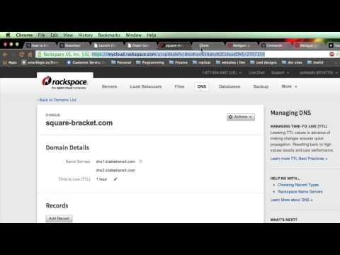 Installing Ghost Blogging Platform Behind Nginx on a Subdomain and NodeJS Install