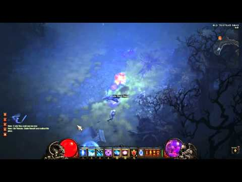 Diablo 3 - How to get to Whimsyshire (Cow Level)