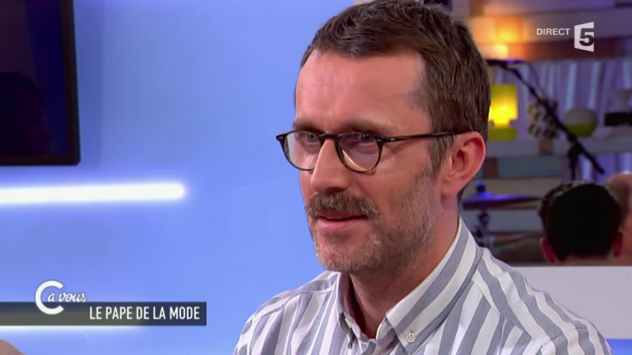 L'interview de Loïc Prigent - C à vous - 15/04/2015