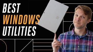 5 must-have Windows Utilities