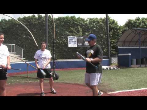 Softball Tips : Choosing a Softball Bat Weight