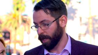 Martin Starr Talks Going Back To High School At The Spider man Homecoming Red Carpet World Premiere