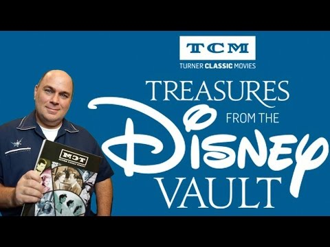 Treasures From Disney Vault - Turner Classic Movies for July