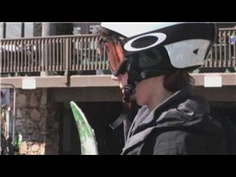 Ski & Snowboard Gear : How to Size Snowboards for Kids