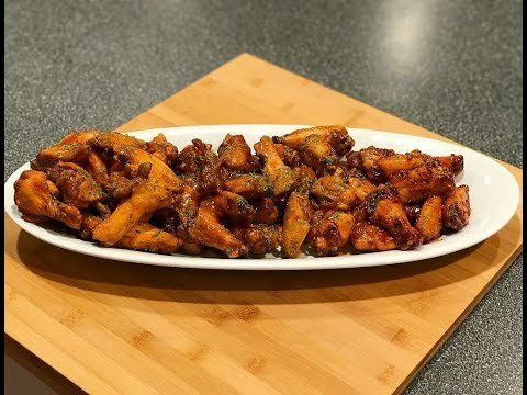 How To Make The Best Chicken Wings!!!