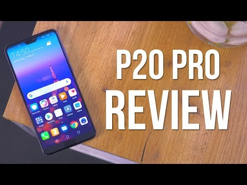 Huawei P20 Pro Review - The BEST Smartphone Camera 2018 !