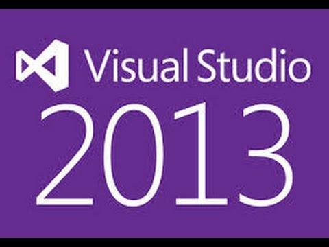 Hướng dẫn download và cài đặt Visual Studio 2013  cực đơn giản