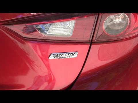 2014 Mazda 3 iSport (Skyactiv) Engine Oil & Filter Change