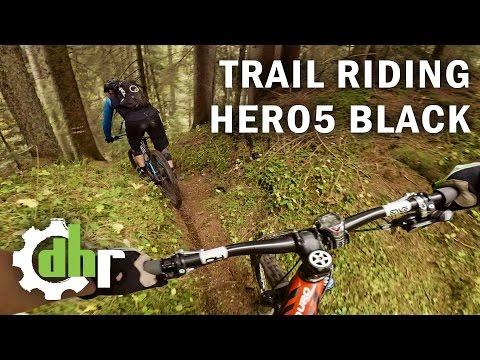 GoPro Hero5 Black Protune: Enduro Mountain Biking in Austria I