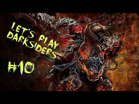 Let's Play Darksiders - #10 - Die Zwielichtkathedrale