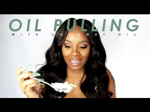 Oil Pulling with Coconut Oil | Yolanda Renee