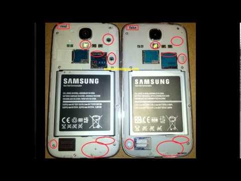 Samsung Galaxy S4 Fake vs Original (Real ) vs Replica (Clone) | GUIDE by Androidtechmac!