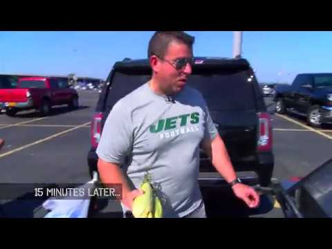 Tailgating Jets vs  Dolphins 9 24 17
