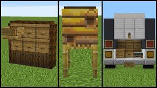 1.15 Minecraft Bee Hive Build Hacks
