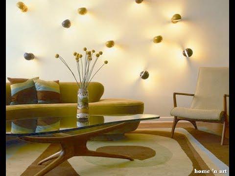 50 BEAUTIFUL LIVING ROOM DESIGN & LIGHTING IDEAS