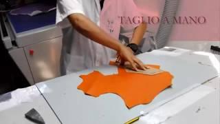 Taglio pellami per calzature - Tool.k Academy