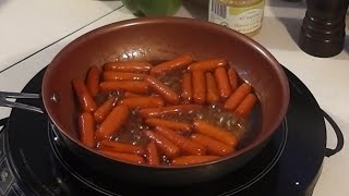 Glazed Baby Carrots Simple Side Dish