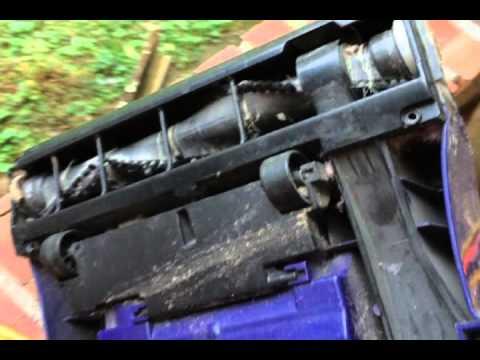 Broken Vacuum Cleaner Belt- Temp Alt Fix