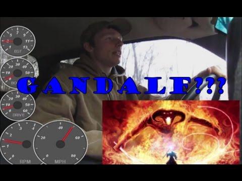 GMVR - Introducing Gandalf the Donkey Hauler