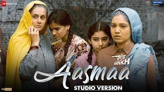 Aasmaa (Studio Version) - Saand ki Aankh | Bhumi P, Taapsee P|  Vishal Mishra| Raj Shekhar| Tushar H