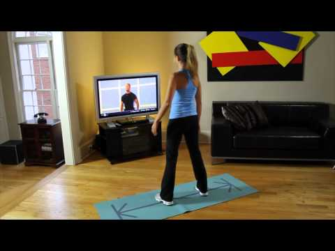 SmartFitTV Promo - Your SmartTV Personal Trainer.