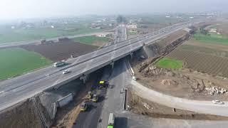 CPEC Hazara Motorway Drone View Part 8