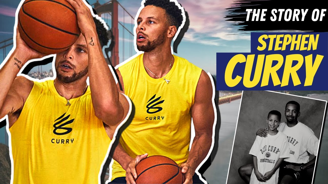 Stephen Curry   The Story Of The Greatest Shooter In NBA History   Golden State Warriors