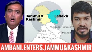 Ambani Enters after Article 370 Removal | Tamil