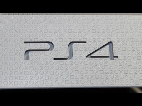 PlayStation 4 20th Anniversary - rozpakowanie