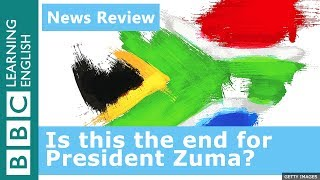 BBC News Review: South Africa: Is this the end for President Zuma?