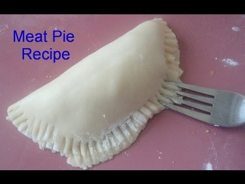 Meat Pie Recipe with Nigerian Food TV