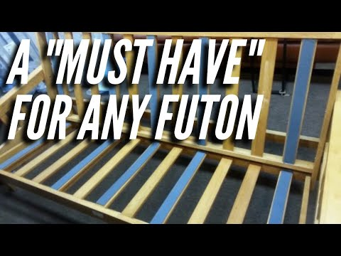 How to Keep a Queen Futon from Sliding: Futonland No Slip Futon Grips Review