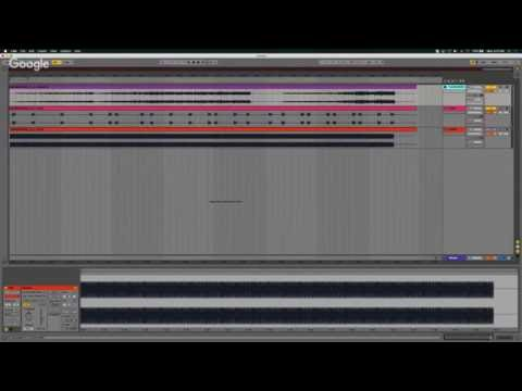 Creating Tracks in Ableton Live - Session 1 (Acoustic Guitar)