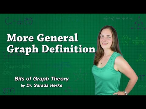 Graph Theory FAQs: 01. More General Graph Definition