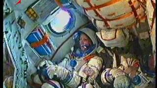 Старт КК Союз ТМА-18 (трансляция). Spacecraft Soyuz TMA-18 Start.