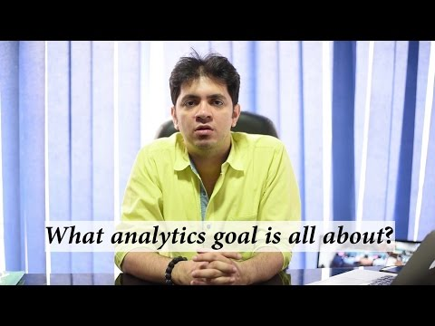 Overview on Analytics Goal