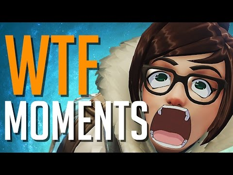 Overwatch Wtf Moments 21 How To Troll Mei
