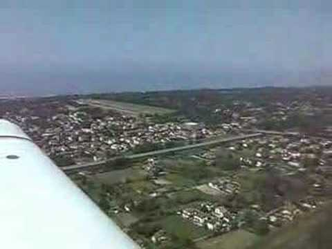 Approach and Landing in Forte dei Marmi