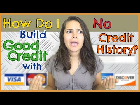 How To Improve Credit With Limited Or No Credit History