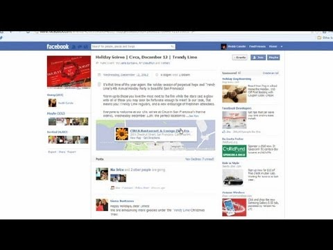How to Find a Lost Invite From a Group on Facebook : Facebook Creations