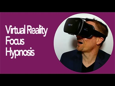 Concentration/Focus Virtual Reality Hypnosis (Sample)  - Dr. Steve G. Jones