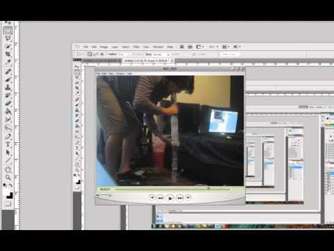 animated gif in Photoshop CS5 tutorial(made for Tumblr)