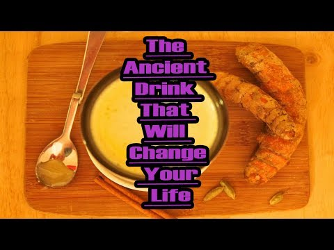 Turmeric Golden Milk   The Ancient Drink That Will Change Your Life