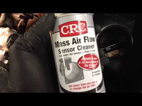 How To Clean A Mass Air Flow Sensor Properly